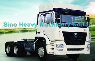 China White 371HP Prime Mover Truck for Transport , EURO III 6x4 Trucks , Color Can Be Selected supplier