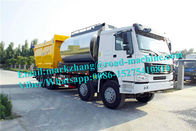 China Comfortable Sinotruk Howo 10M3 Synchronous Chip Sealer Road Construction Equipment factory