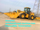 China XCMG ZL50GN 5 Ton Front End Wheel Loader With Weichai Brand engine and  Rock Bucket for heavy duty project works factory