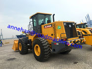 China zl50gn 5 Ton Compact Wheel Loader For Construction / Small Bucket Loader factory