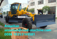 China GR135 XCMG Grader With Cummins Engine , Rated Speed 100 / 2200kw/rpm factory