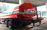 China SINOTRUK  371 hp Water / Oil Tanker Truck EUROII/III RHD OR LHD With Pump And Pipe 16000L-25000L factory
