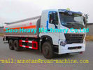 China SINOTRUK HOWO A7 OIL TANK 6x4 371HP  30T EUROII/III LHD OR RHD with ABS pump pipe factory