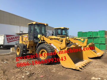 China Compact Wheel Loader Zl50gn Bucket  5t  Ansion Turbo - Charged Xcmg, 3M3 /4M3 Bucket distributor