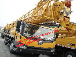 China XCMG QY25K-II Truck Mounted Crane Telescoping Boom Crane 25 Ton distributor