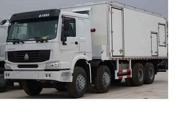China Mobile Processing Unit Fire Fighting Trucks BCRH-15B On Site distributor