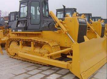 China Shantui Bulldozer Hydraulic  16000KG 16T any Color Sand usage bulldozer distributor